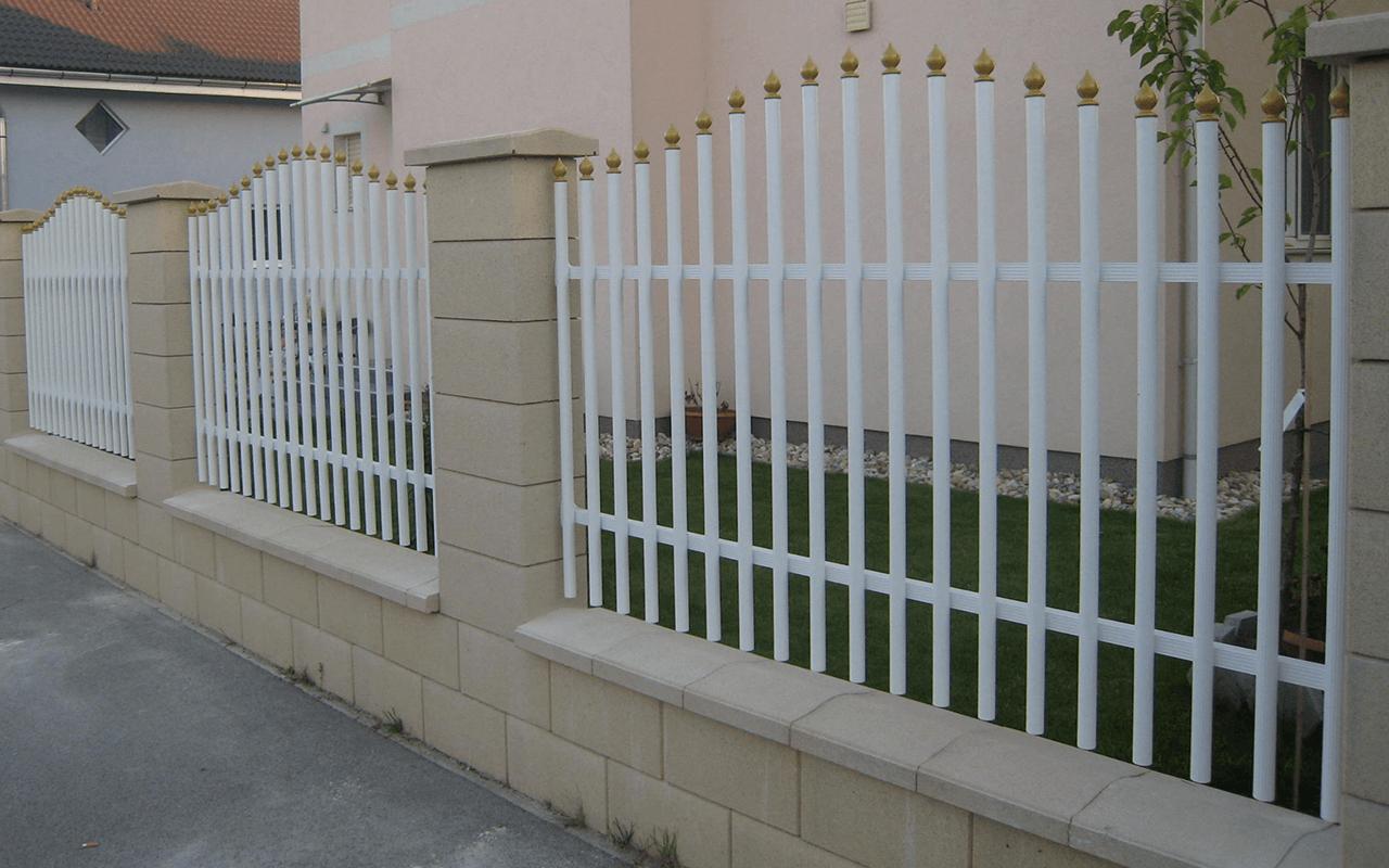 Aluminijumske ograde palisada