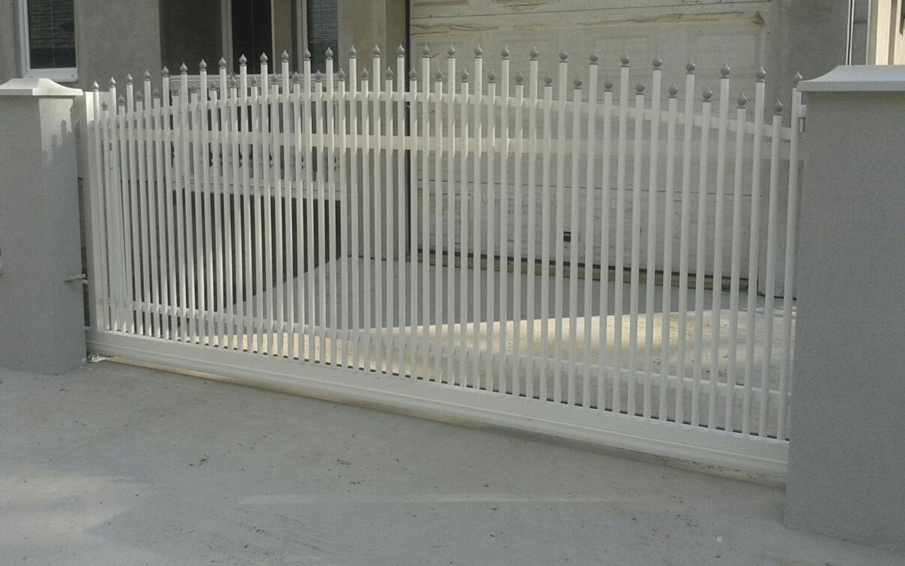 Aluminijumske klizne kapije