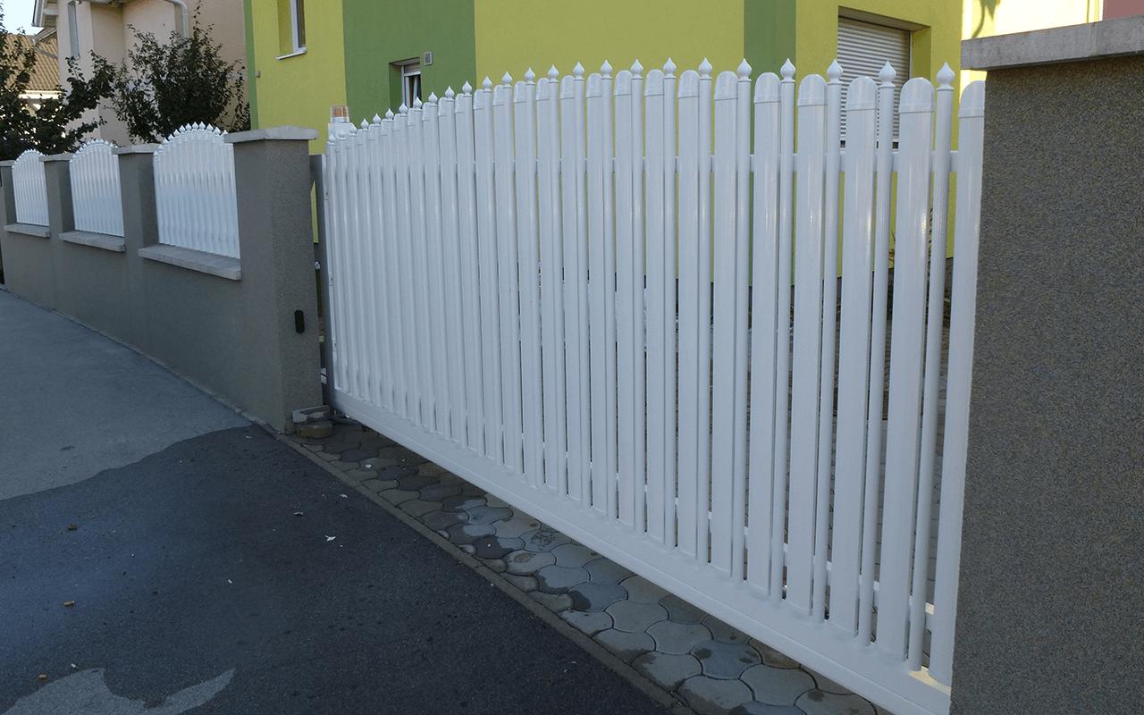 Aluminijumske ograde tarabice & palisada