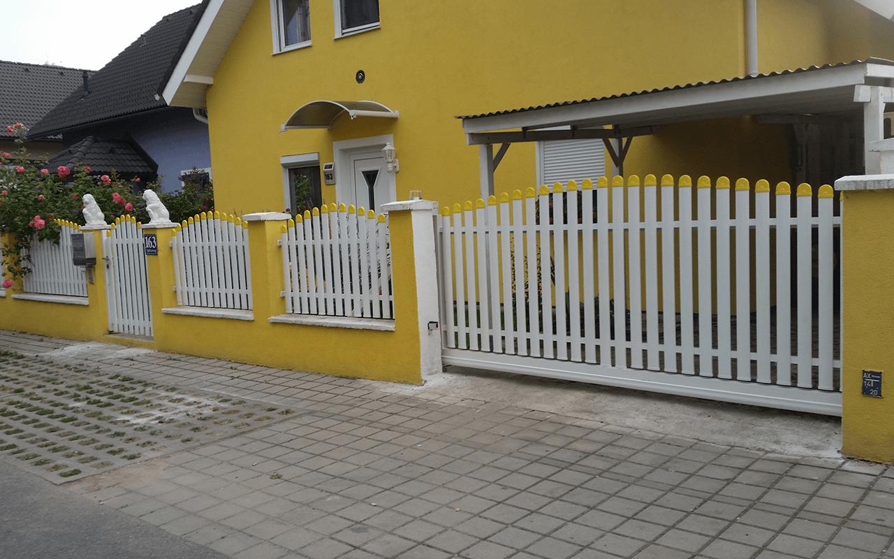 Aluminijumske ograde - tarabice
