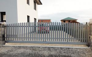 Aluminjumske ograde Taurus tip 2