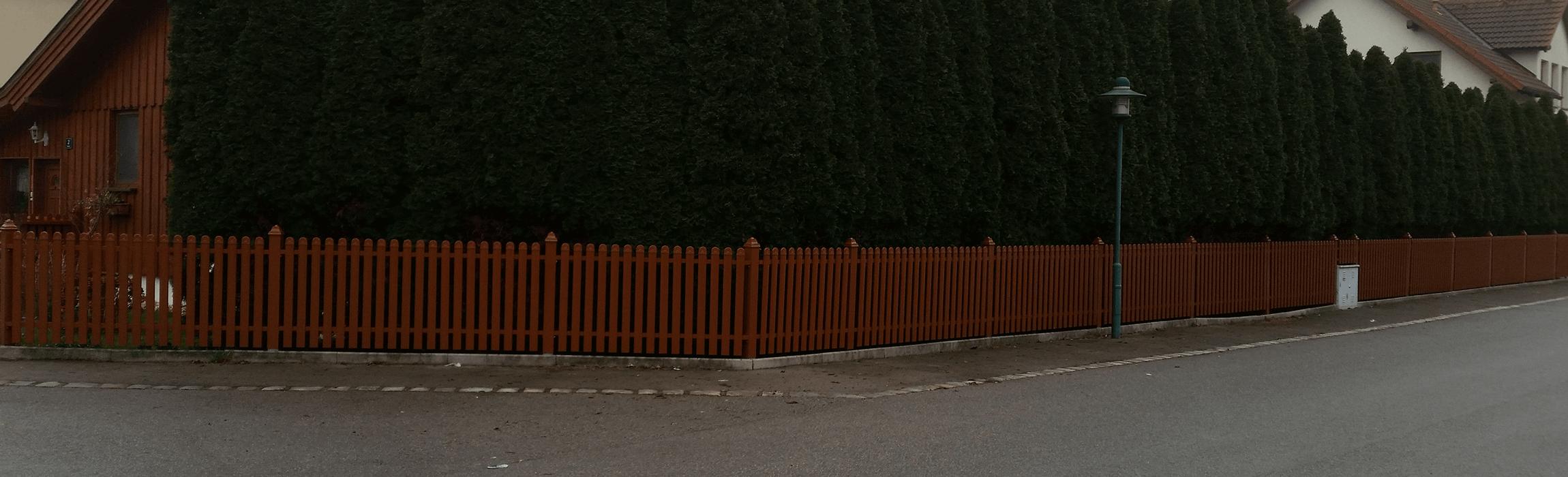 Roleta - aluminijumske ograde, kapije i gelenderi