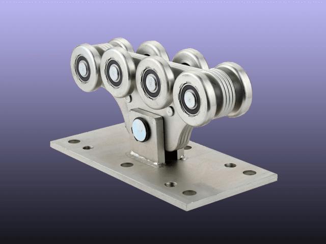 Točak za teleskop kapiju