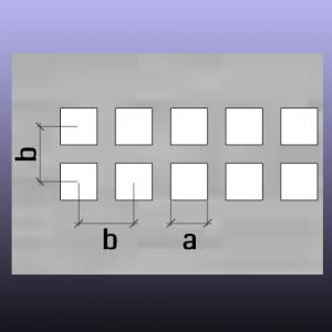 WebShop - aluminijumski perforirani lim